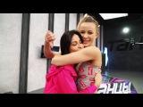 Танцы: Варвара Шиленина и Светлана Яремчук - Секс-символы проекта (сезон 3, серия 18)