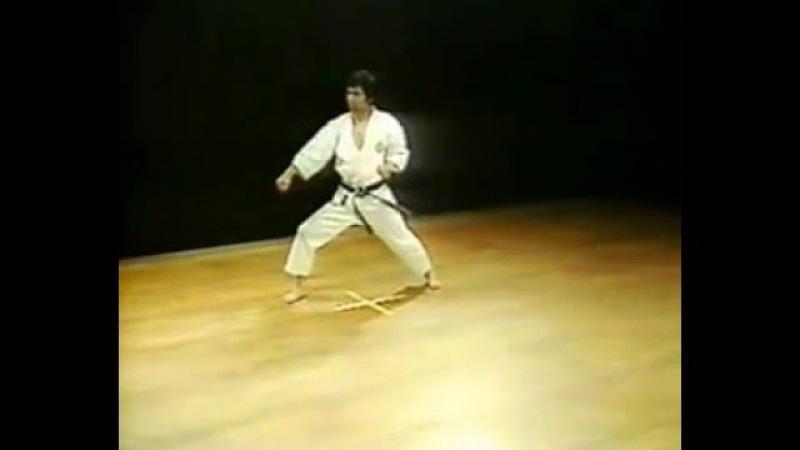 Ката каратэ сетокан - Хейан Нидан