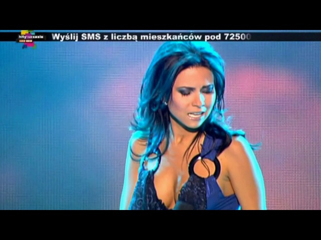 Inna Hot Live Hity na Czasie 2009