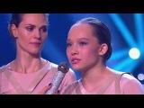 Танцы: Оля Бараняй, Ирина Кононова, Александра Киселёва (сезон 3, серия 15)