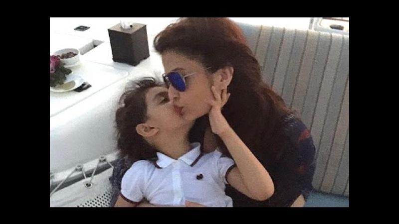 Невероятные кадры Айшварии Рай и Её Дочи Аарадхии. (Новости Болливуда)