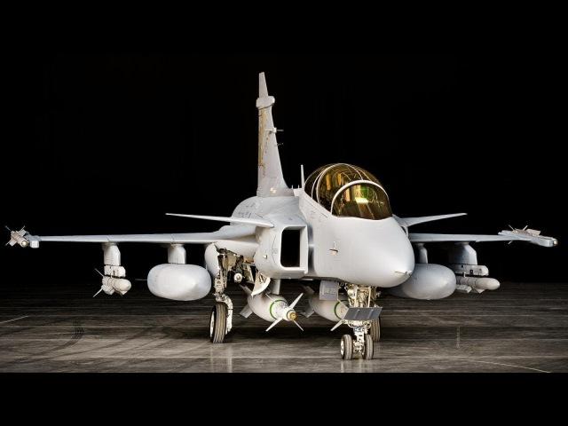 'Saab JAS 39 Gripen' грифон от викинга История и описание истребителя