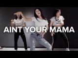 Ain't Your Mama - Jennifer Lopez  Beginners Class