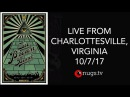 Zac Brown Band - Live from Charlottesville, VA 10/07/17