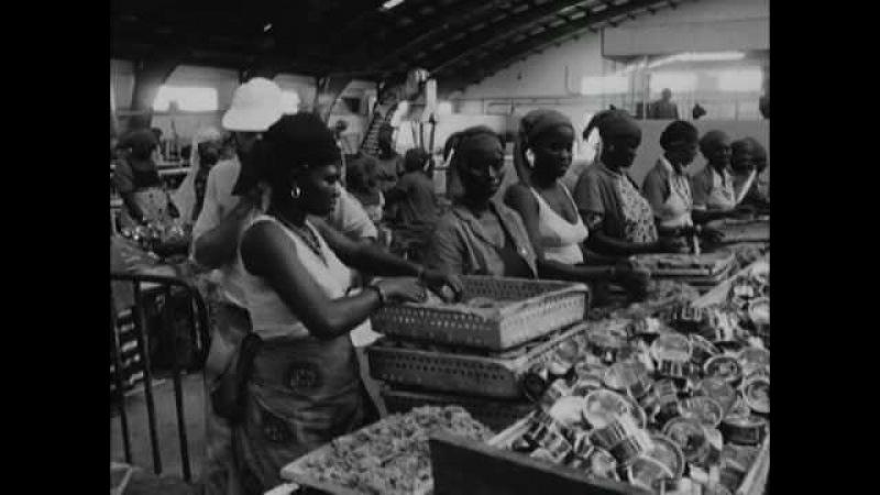 Genèse dun repas, film de luc Moullet Antonietta Pizzorno