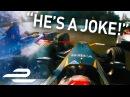 Crazy Race In Mexico Julius Baer Mexico City ePrix 2017 Cinematic Highlights