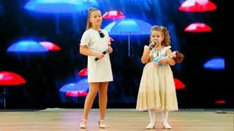 Марианна Дризо и Сабина Боделан в телевизионном проекте Будь звездой! 5сезон