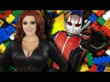 Ant Man Song vs Black Widow &amp Captain America ANT-MAN