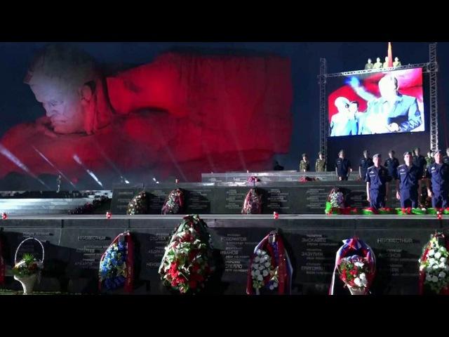 Тысячи людей почтили память защитников родины уМемориала «Брестская крепость»