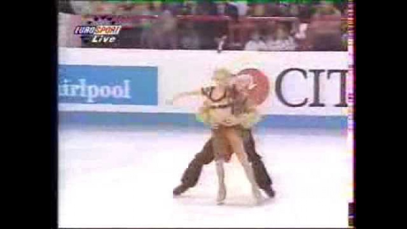 Oksana Grishuk Evgeny Platov 1997 European Championships FD