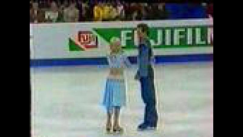 Оксана Грищук и Евгений Платов Grishuk Platov