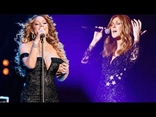 Mariah Carey Vs. Celine Dion 2017 LIVE Vocal Battle! (Bb2-A5)