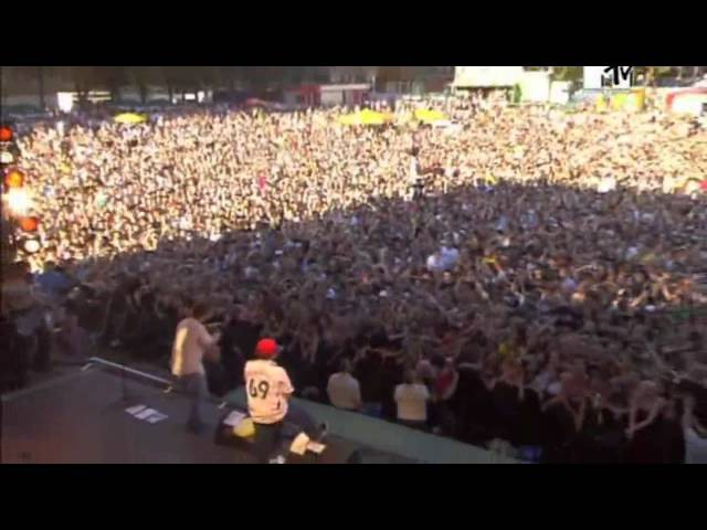 Bloodhound Gang The Bad Touch MTV Campus Invasion 2006 GERMANY HD YouTube
