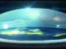 Як купол плоскої землі нас захищає від сторонніх предметів.