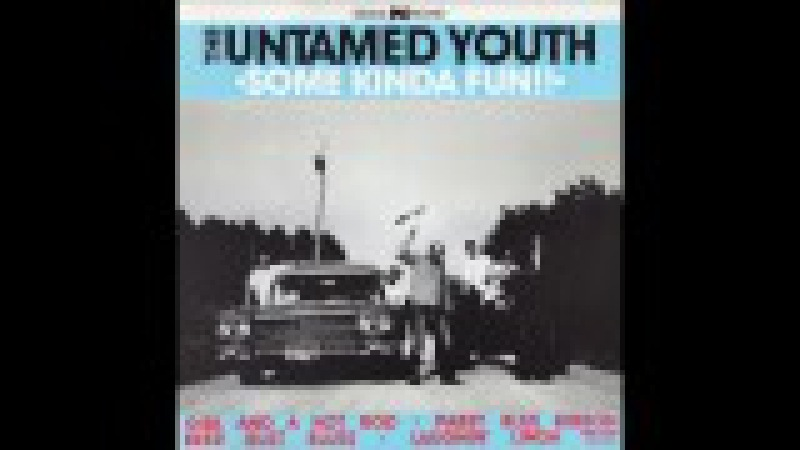 The Untamed Youth – Antique '32 Studebaker Dictator Coupe Surfin' Hearse ( 1988, Surf Rock, USA )