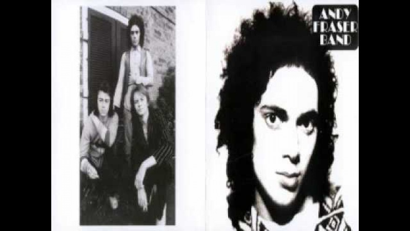 Andy Fraser Band - 1975 - Don't Hide Your Love Away - Dimitris Lesini Greece