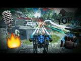 War Robots Griffin ТОП СБОРКА (2 Gekko2 Scourge) - GamePlay!