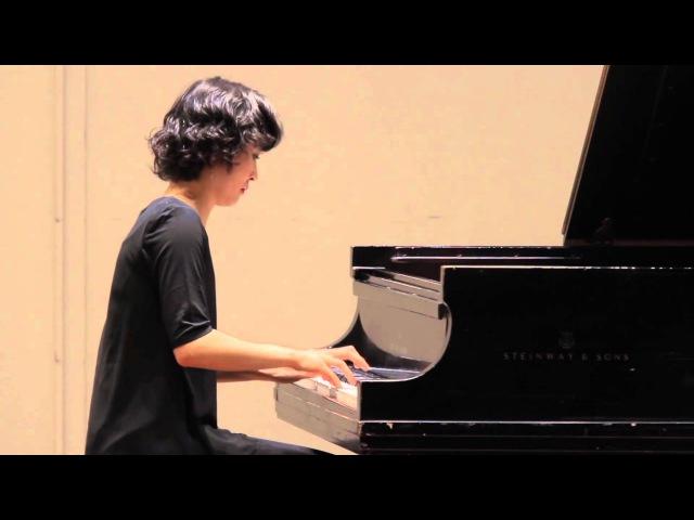 Mozart Piano Sonata in A minor, K. 310, 1st movement