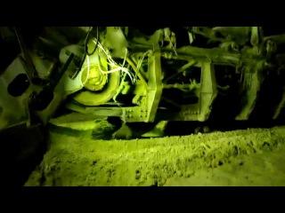 Абзетцер TAKRAF ERs-710 Ночная смена.