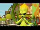 Макс Грин и инопланетяне –Сокровища подземелий - серия 34- Мультфильм для детей ...