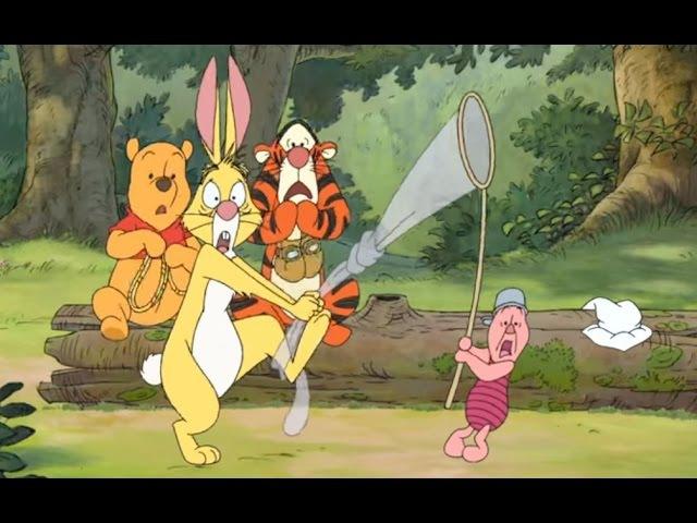 Винни и его друзья. Маленькие приключения. Охота на слонотопа