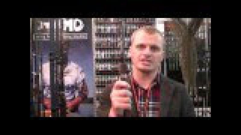 Андрей Питерцов про новые серии спиннингов SWIFT, SPY, STERH от Black Hole - ВЫСТАВКА 2016г.