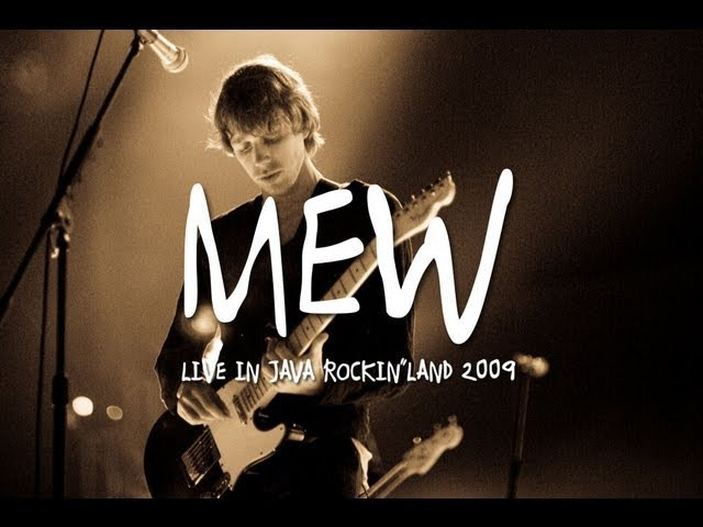 MEW The Zookeeper's Boy Live at Java Rockin'land 2009