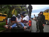 5 SELF DEFENSE GROUP KIDNAPPED BY MEXICAN MARINES