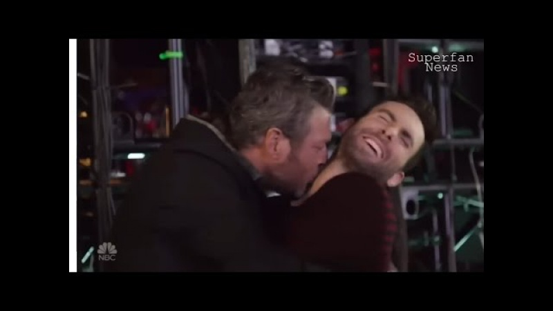 Adam Levine Blake Shelton (Shevine) | The best moments