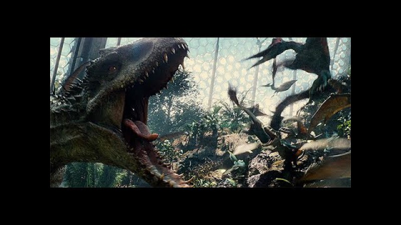 Luta Jurássica - O Caçador de Tiranossauros