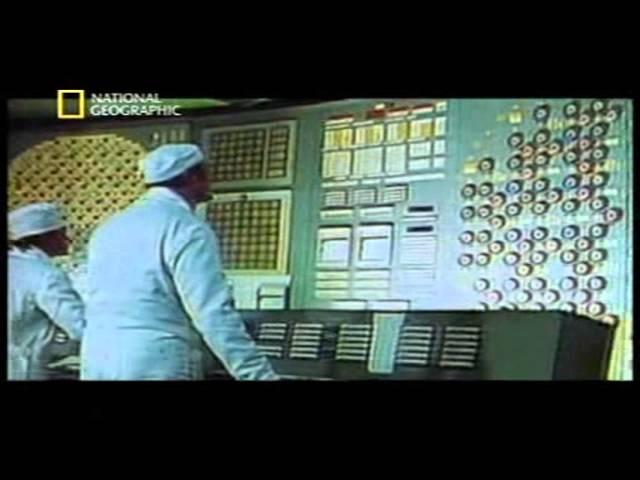 La Tragedia de Chernobyl Segundos Catastroficos National Geographic Español