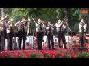 Fanfara Stemnicul Junior - Muzica de Promenada in Parcul Copou din Vaslui