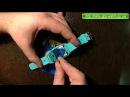 Вставка СИМ карты в детские умные часы Q50