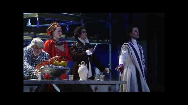 Handel - Agrippina 'Coronato il crin d'alloro'. Quirijn de Lang