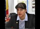 Прокурор Лаура Кьовеши главный борец с коррупцией в Румынии