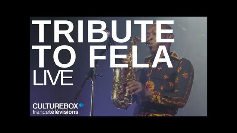 Tribute to Fela - Hommage à Fela Kuti à Jazz à La Villette