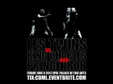 One minute spot Les Twins vs. King Charles and Prince Jron