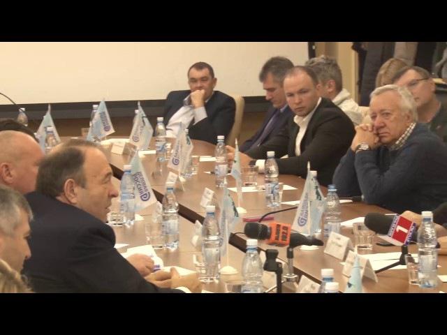Юрий Чехов: Власть и бизнес должны нести двойную ответственность