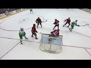Gotta See It- Crawford robs Matthews with shaft of the stick