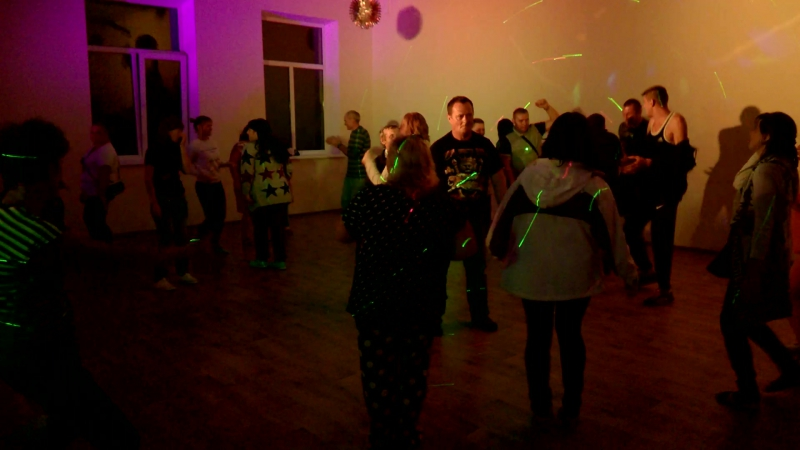 Сіно-танцы день села