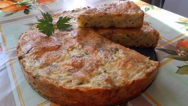 Картофельная запеканка с сыром Ингредиенты: 6 средних картофелин; 150 гр.