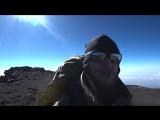 Восхождение на Килиманджаро. День штурма высшей точки Килиманджаро - пик Ухуру  5895 м.