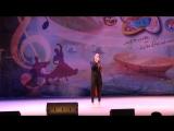 Дарья Горовая, лауреат 3 степени в Международном конкурсе