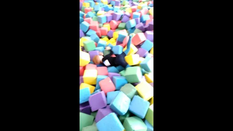 В кубиках