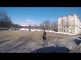 JUMP ENERGY СТРУЙ ОТРАБОТКА КАСКАДОВ 19 АПРЕЛЯ 2017