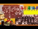 Классташлар Актаныш 1981-1992