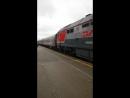 г.Пыть-ях,поезд 398/Новый-уренгой-Оренбург.