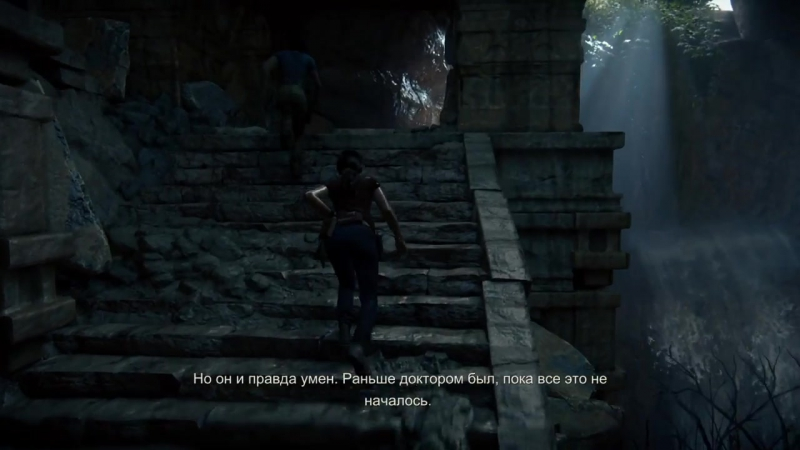 Конченый мужлан ● Uncharted- The Lost Legacy 8 [PS 4 Pro]