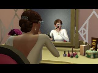 «The Sims 4 Гламурный винтаж» уже в продаже!
