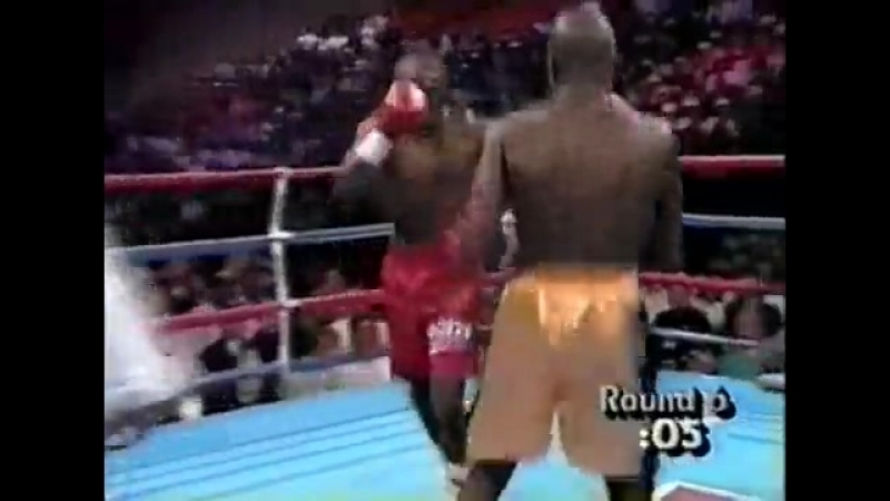 1992-08-29 James Toney vs Mike McCallum II _ Джеймс Тони - Майк МакКаллум 2